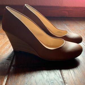 Shoes - Jessica Simpson heels wedges